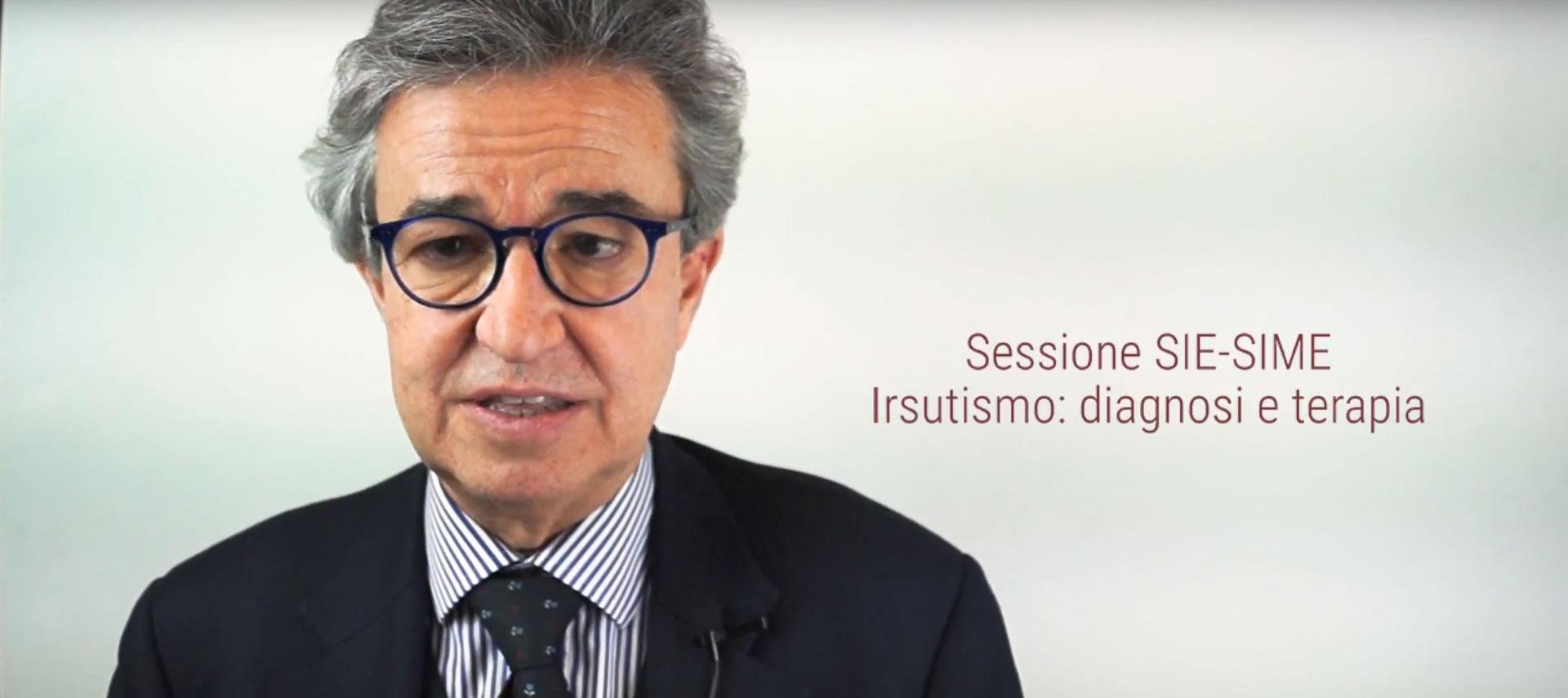 39° Congresso SIME - Intervista al Prof. Andrea Lenzi