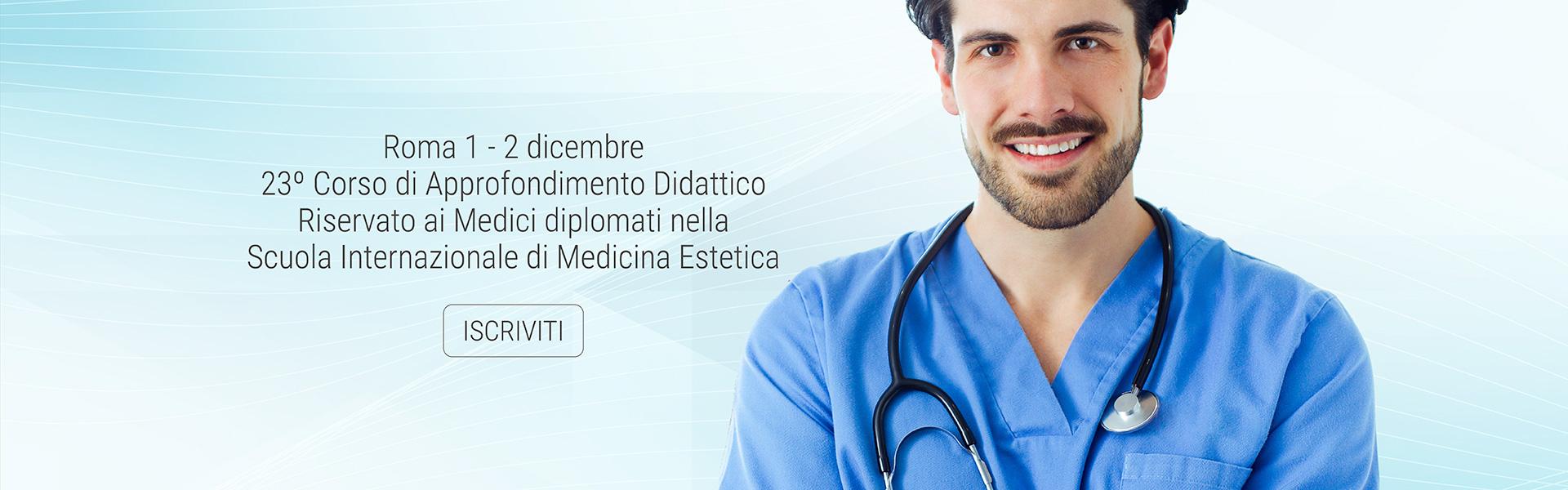 Key points in Medicina Estetica: conferme e contraddittori