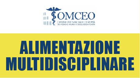 """Poster """"Alimentazione Multidisciplinare"""" - edizione 2020-2021"""